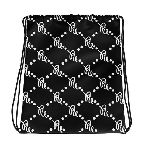 Rebel Drawstring bag