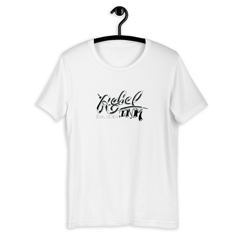 Rebel Unisex Shop T-Shirt
