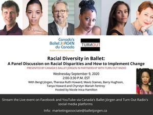 Racial Diversity in Ballet