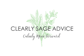 Clearly Sage Advice Logo - Educational Consultant
