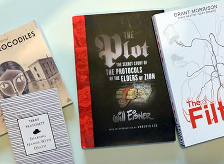 קפיצה לשבדיה – חנויות ספרי קומיקס ומד״ב
