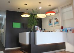 Family Dental Clinic Reception