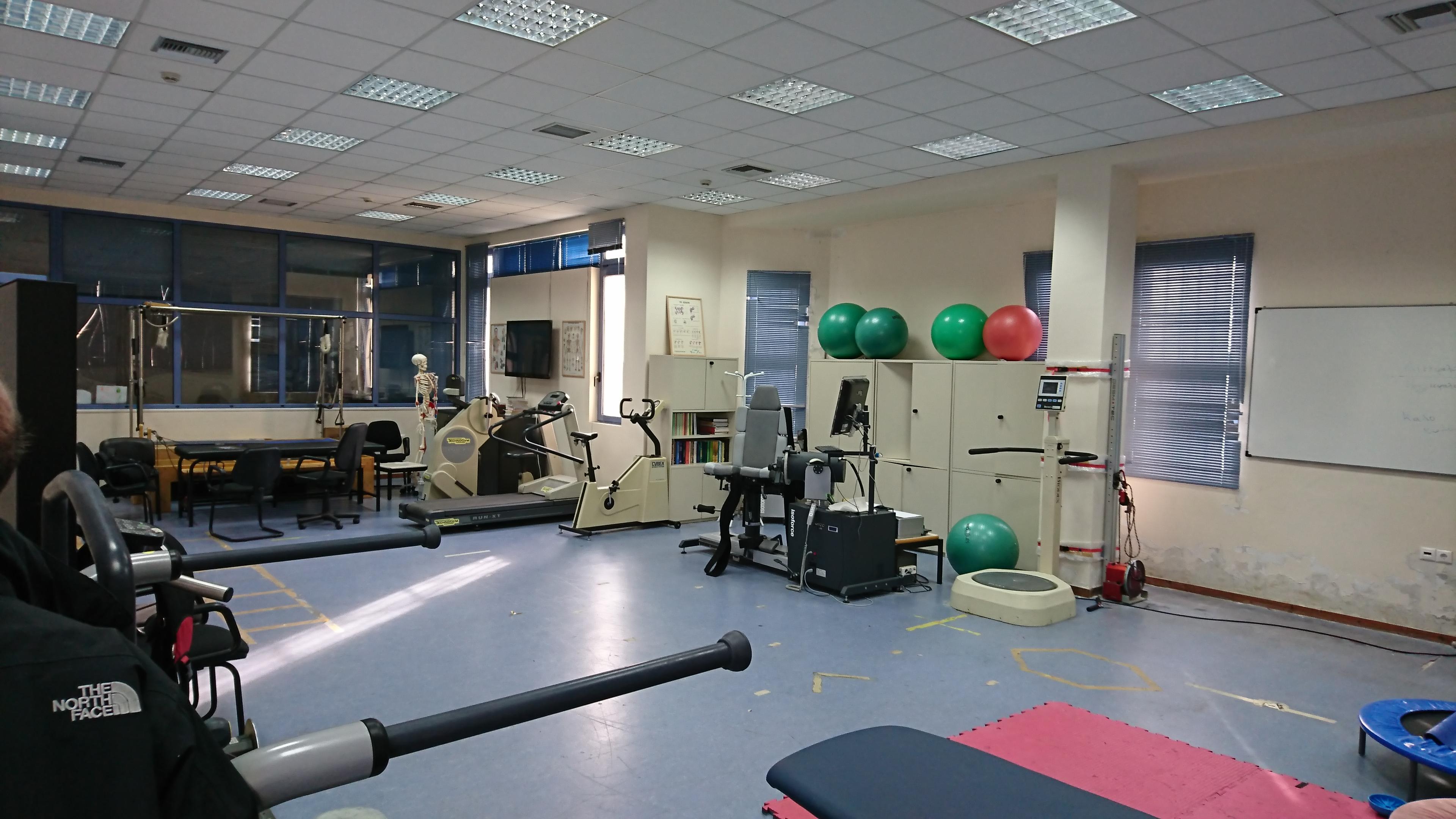 Salle physio 1