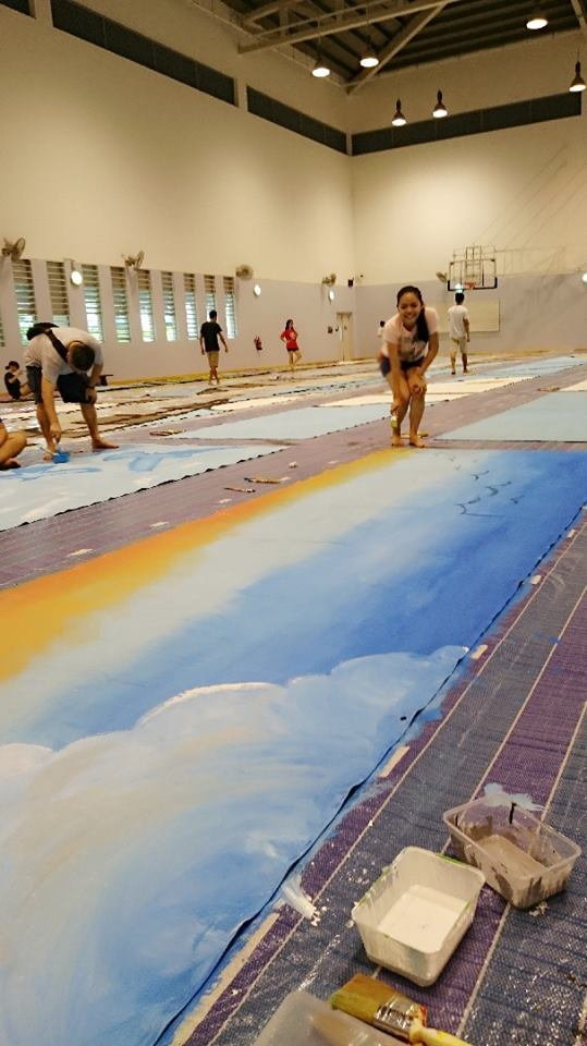 SG 50 painting - Zacq 02