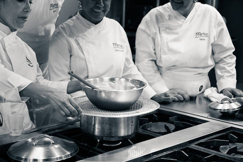 Menu - Escola de Gastronomia