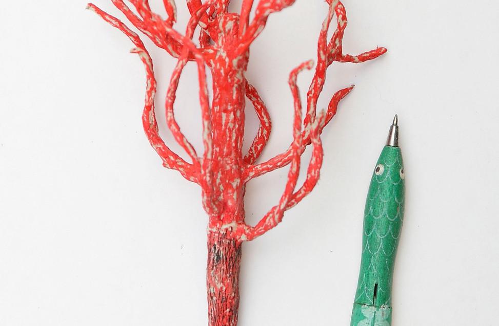 Самодельные ручки