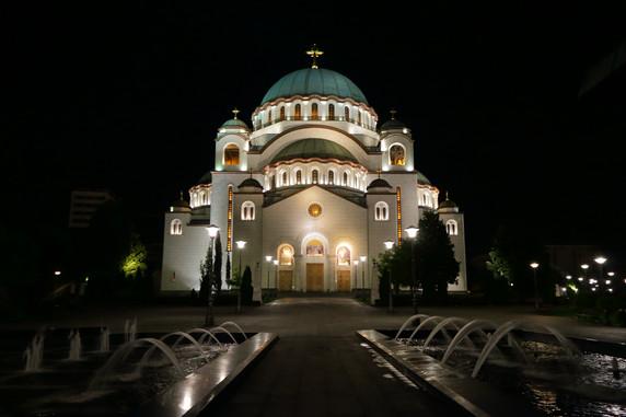 1. На улицах Белграда