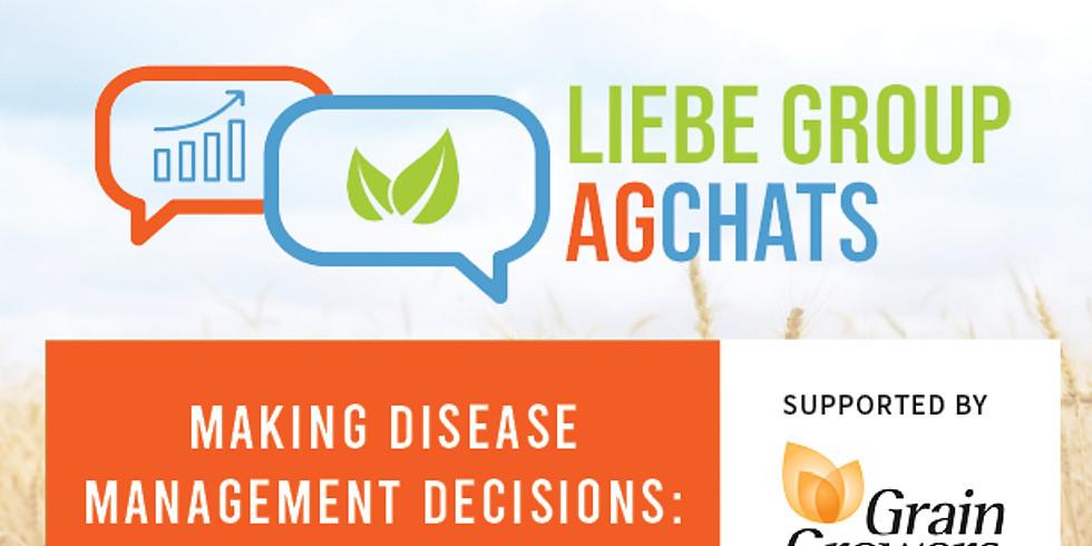AgChats - Making Disease Management Decisions