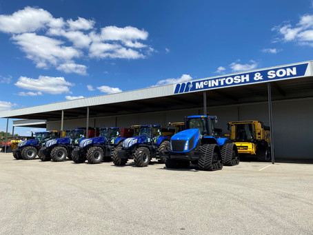 Liebe Group welcomes newest Silver Partner - McIntosh & Son