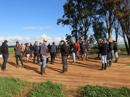 2021 Post Seeding Field Walk