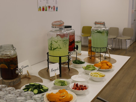 Cocktails & Canapes: Celebrating a Successful Year for the Liebe Group