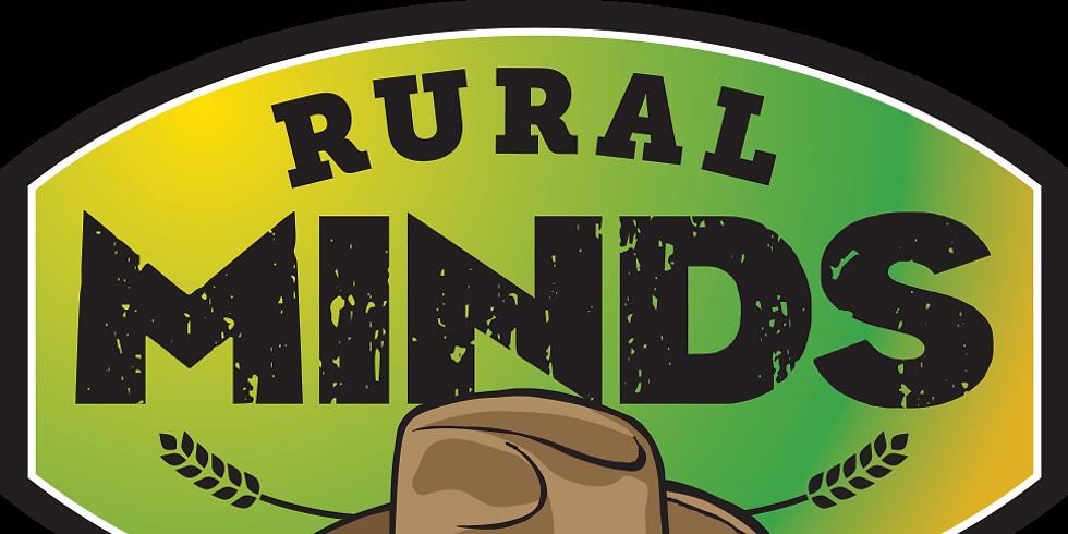 Rural Minds Mental Health Workshop