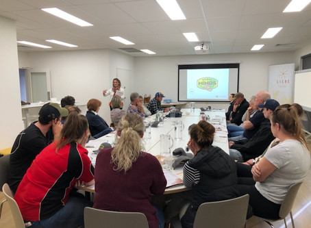Supporting mental health and wellbeing in the Liebe region