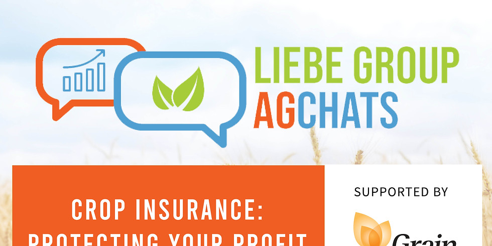 Crop Insurance: Protecting your Profit