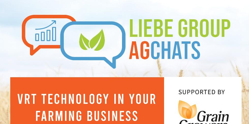 AgChats: VRT on your farm