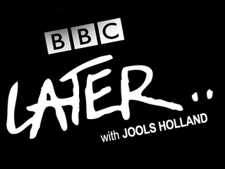 LATER W/ JOOLS HOLLAND