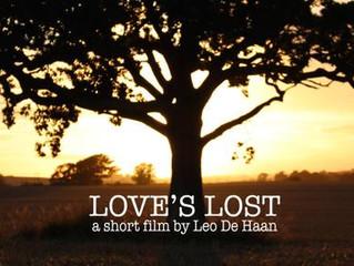 LOVE'S LOST - SHORT
