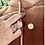 Thumbnail: Well Rounded Gold Filled Necklace-3/4 inch