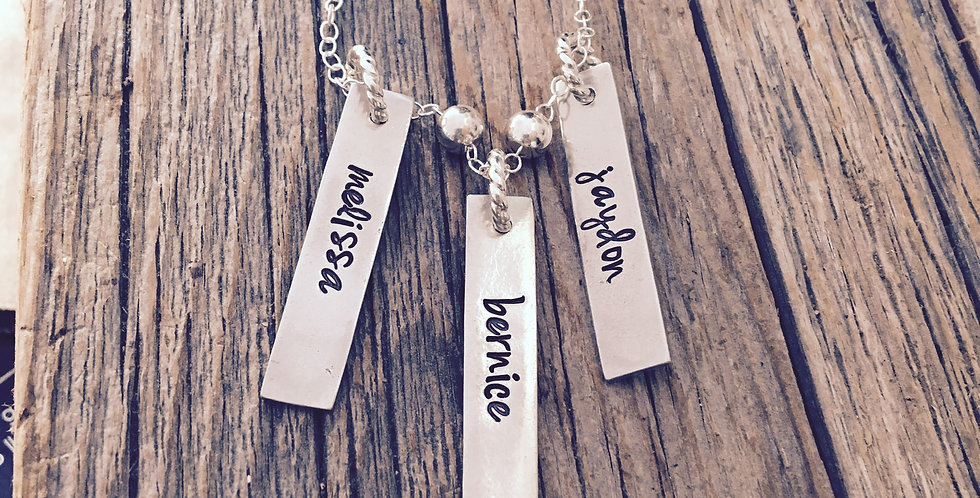 Lengths of Love Personalized Necklace