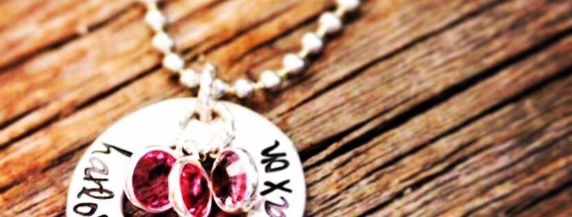 Unity Personalized Necklace