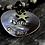 Thumbnail: Antique Brass Disc Necklace