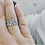 Thumbnail: Personalized Wide Ring•6mm