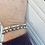 Thumbnail: You are Loved Sterling Cuff Bracelet (ready to ship)