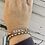 Thumbnail: She Loves Her Tribe Copper Cuff (ready to ship)