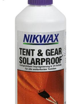 NIKWAX Imprägnierung Tent and Gear SolarProof®