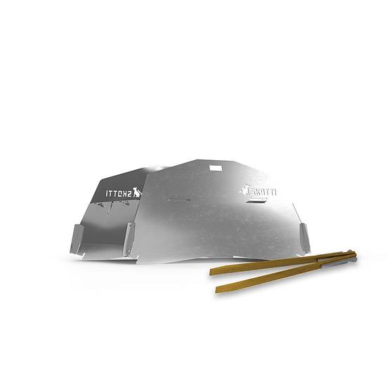 Deckel SKOTTI CAP für Skotti Grill