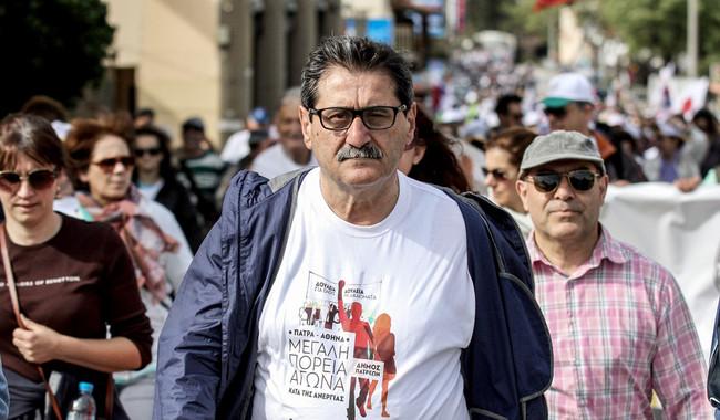 Στο εδώλιο και πάλι ο Πελετίδης επειδή αρνείται να γίνει βραχίονας της κυβέρνησης και των δανειστών