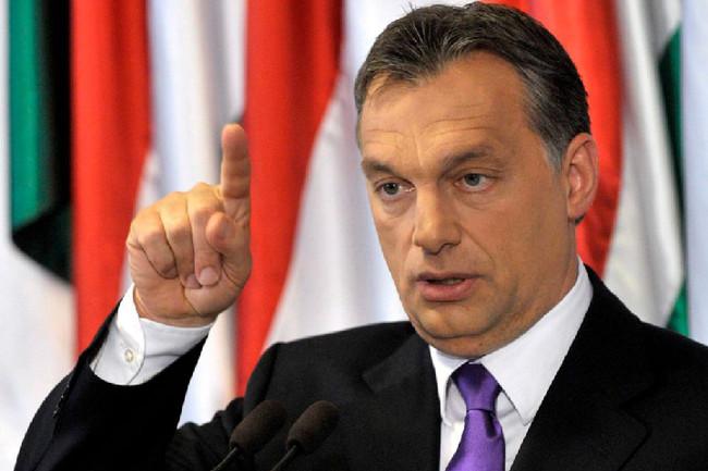 Νέο ευρωναζιστικό παραλήρημα από τον ακροδεξιό πρωθυπουργό της Ουγγαρίας, Βίκτορ Όρμπαν