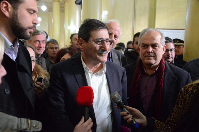 Σε μαζική διαδήλωση για την Τρίτη 6 Φλεβάρη καλεί ο Κώστας Πελετίδης τον λαό της Πάτρας