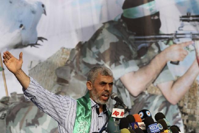 Ο Yahia Sanwar νέος ηγέτης της Χαμάς μετά από μυστική εκλογική διαδικασία