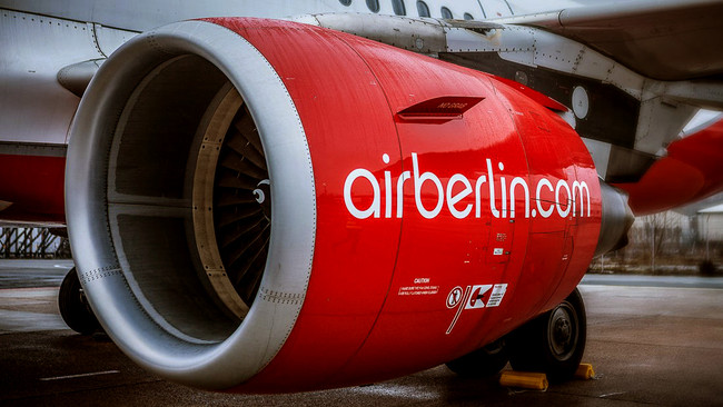 Πτώχευσε η δεύτερη μεγαλύτερη αεροπορική εταιρία της Γερμανίας - Αγωνία για 8.500 εργαζόμενους