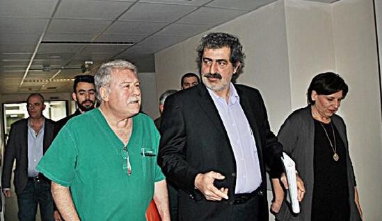 «Αγνοείται η τύχη και των τριών ασθενών που χειρούργησε στο Γ.Ν. Ζακύνθου η ομάδα Πολάκη» σύμφωνα με