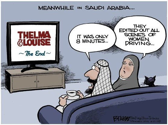 Νέα δικαιώματα στις γυναίκες της Σαουδικής  Αραβίας - Γιατί ξαφνικά τόσο «υποχωρητικοί» οι ιμπεριαλι