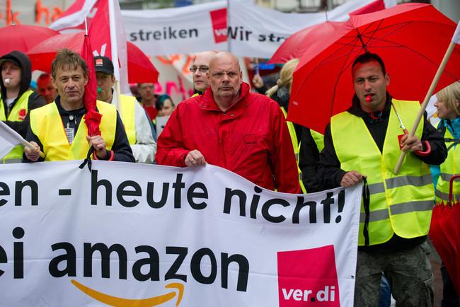 Χωρίς Black Friday η Amazon σε Ιταλία και Γερμανία λόγω απεργίας - Hi tech εργασιακό «Νταχάου» περιγ