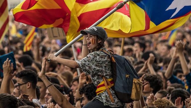 Οριστική ακύρωση της διακήρυξης της ανεξαρτησίας της Καταλονίας από το Συνταγματικό Δικαστήριο της Ι