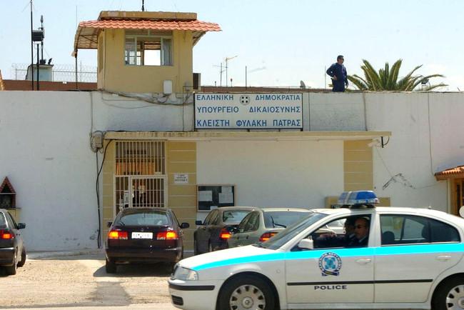 Πάτρα: Ανάστατοι οι κρατούμενοι των Φυλακών Αγίου Στεφάνου λόγω κρουσμάτων φυματίωσης