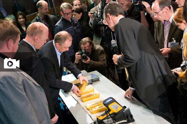 Τι λέει η Bundesbank για τις τεράστιες ποσότητες χρυσού που ξαφνικά επαναπατρίζει η Γερμανία