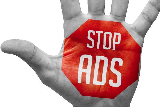 Block στις διαφημίσεις του Internet από τουλάχιστον 615 εκατομμύρια χρήστες