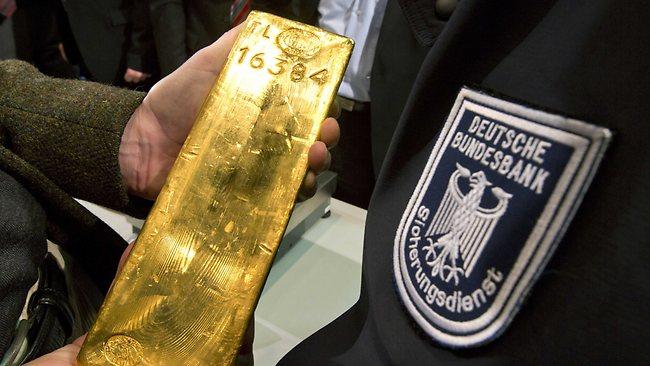 Νέος επαναπατρισμός τεράστιας ποσότητας χρυσού στη Γερμανία εν μέσω πολλών ερωτηματικών και παγκόσμι