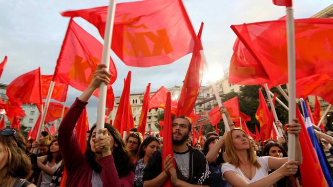 Τρεις μεγάλες συγκεντρώσεις του ΚΚΕ για Βαλκάνια, Κυπριακό, ελληνοτουρκικά και μεσανατολικό με ομιλη