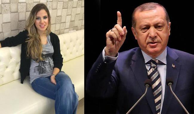 Σύλληψη και προφυλάκιση φοιτήτριας-μέλους του ΚΚ Τουρκίας επειδή «προσέβαλε» τον Ερντογάν