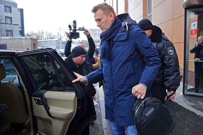 Φυλάκιση 5 ετών στον βασικό πολιτικό αντίπαλο  του Βλάντιμιρ Πούτιν