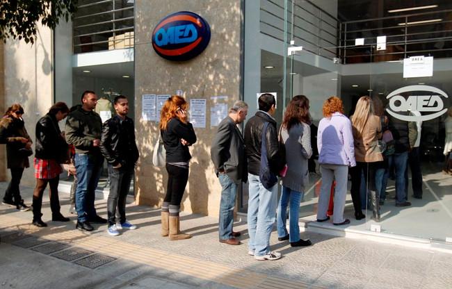 Χαστούκι από τη Eurostat : Όσο πιο υψηλά τα μεροκάματα τόσο χαμηλότερη η ανεργία