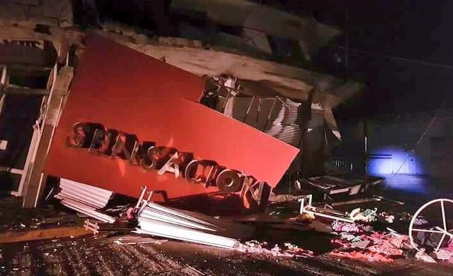 Δεκάδες νεκροί, καταρρεύσεις και τσουνάμι από  8,2 Ρίχτερ στο Μεξικό - Ο μεγαλύτερος σεισμός των 100