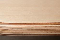 Wood Top Side
