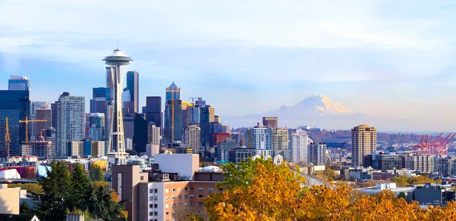 Seattle's Spectacular Views